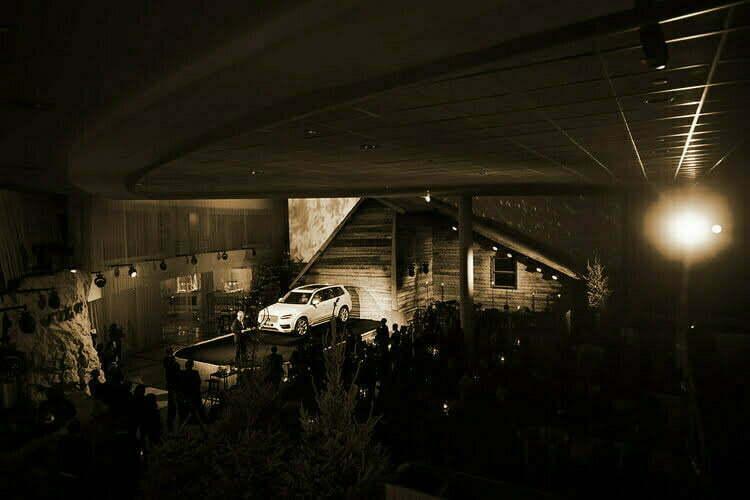 Lancering Volvo XC 90