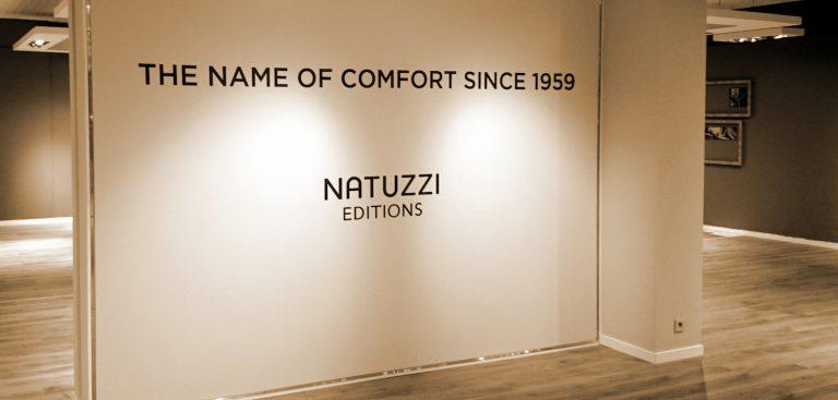 Interior design Vastiau Godeau Natuzzi